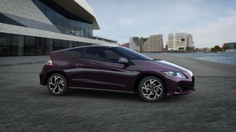 Honda Cr Z Has Multi Mode Drive System That Provides Options
