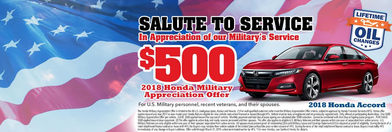 2018 Military Offer · Sanford_GRADUATE_DISCOUNT_Slider