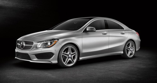 Pre-Owned (Courtesy): 2016 Mercedes-Benz CLA 250 4MATIC Coupe