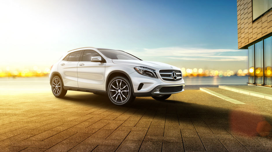 Pre-Owned (Courtesy):  2017 Mercedes-Benz GLA 250 4MATIC® SUV