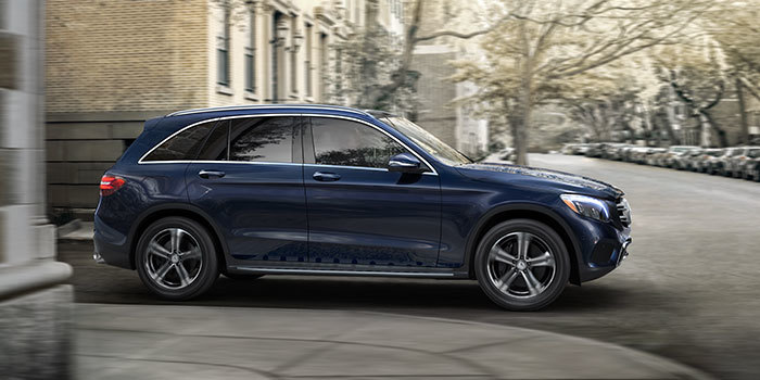 Pre-Owned:  2017 Mercedes-Benz GLC 300 4MATIC® SUV