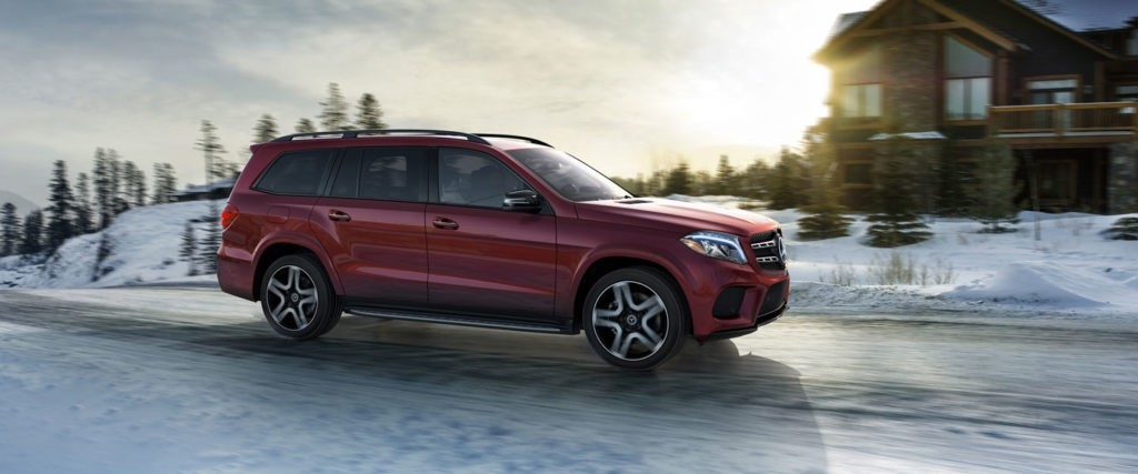 Pre-Owned: 2018 Mercedes-Benz GLS 450 4MATIC® SUV