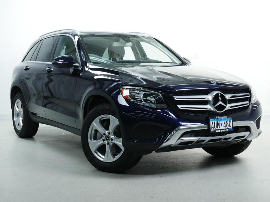 Pre-Owned: 2018 Mercedes-Benz GLC 300 4MATIC® SUV