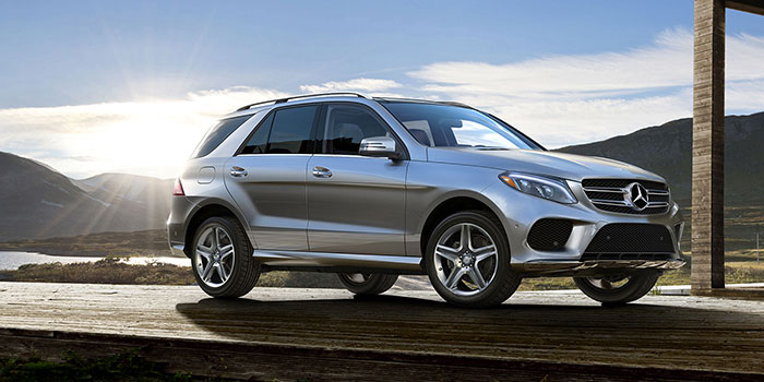 Pre-Owned (Courtesy): 2017 Mercedes-Benz GLE 350 4MATIC® SUV