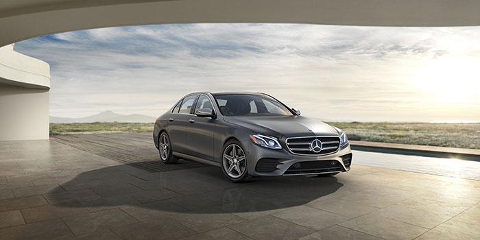 NEXT TO NEW: 2017 Mercedes-Benz E 300 4MATIC® Sedan