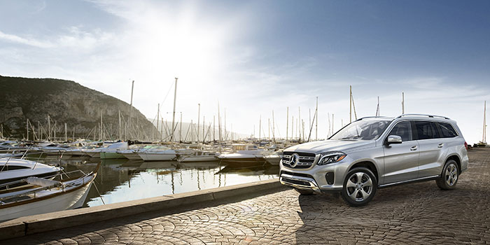2017 GLS 450 4MATIC®