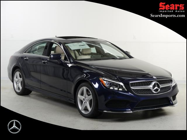 Pre-Owned (Courtesy): 2016 Mercedes-Benz CLS 400 4MATIC® Coupe