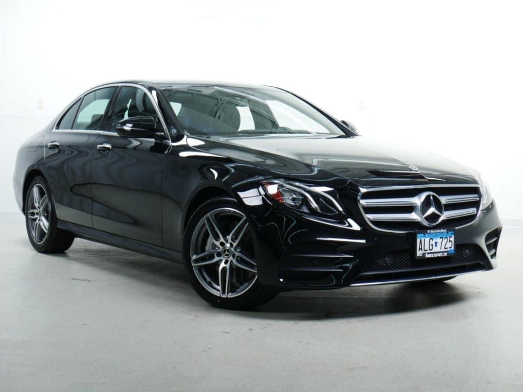 Pre-Owned:  2018 Mercedes-Benz E 300 4MATIC® Sport Sedan