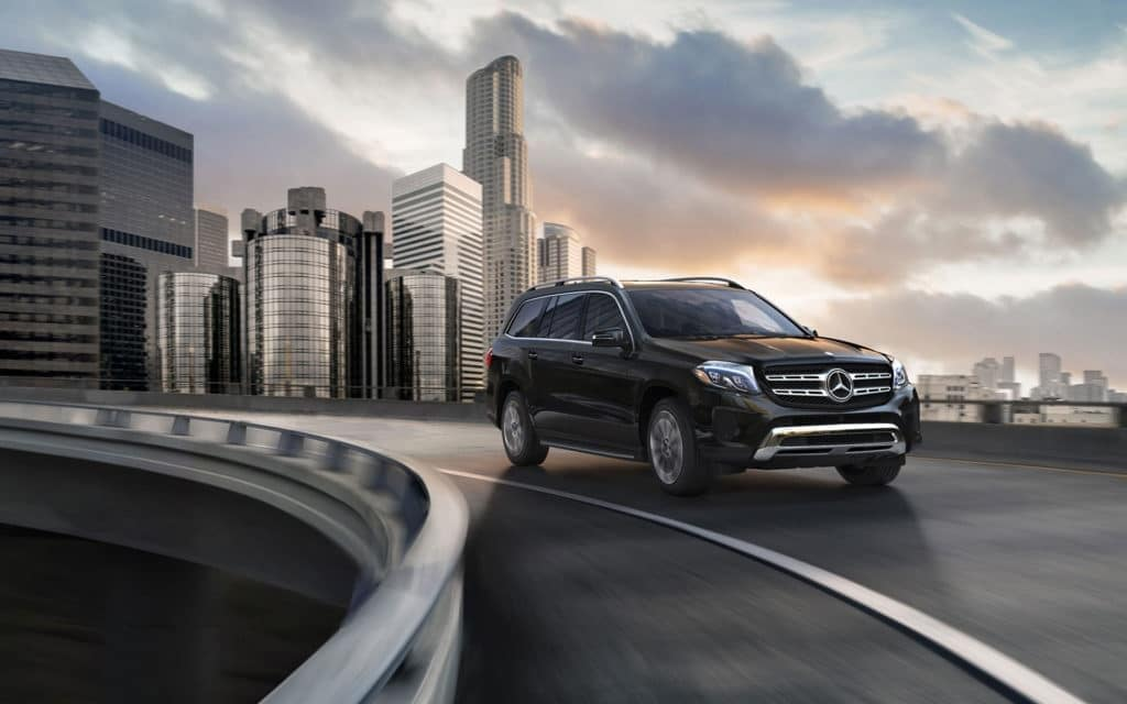2018 GLS 450 4MATIC® SUV