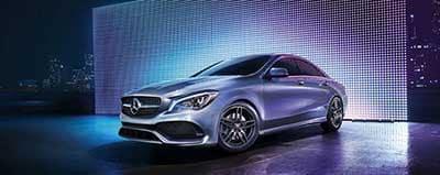 2017 CLA Coupe 4MATIC