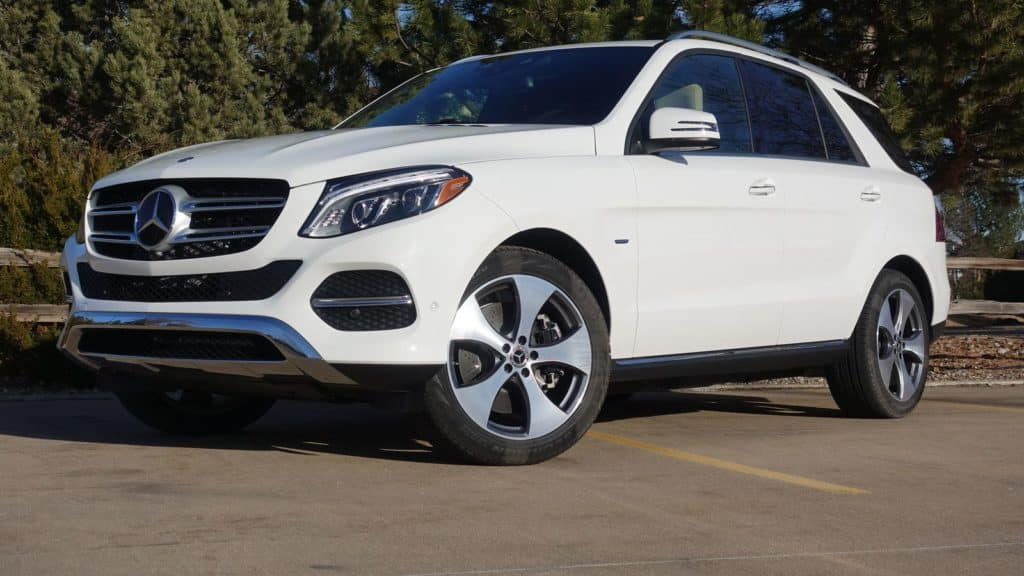 2018 GLE 550e HYBRID 4MATIC® SUV