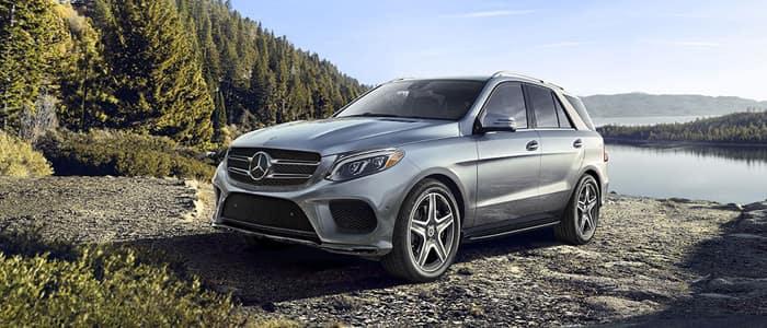 Courtesy Vehicle Lease: 2018 Mercedes-Benz GLE 350 4MATIC® SUV