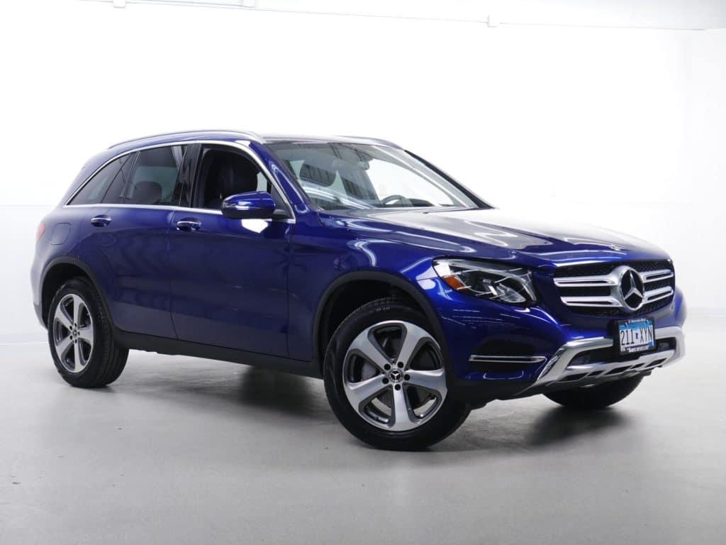 Pre-Owned:  2018 Mercedes-Benz GLC 300 4MATIC® SUV