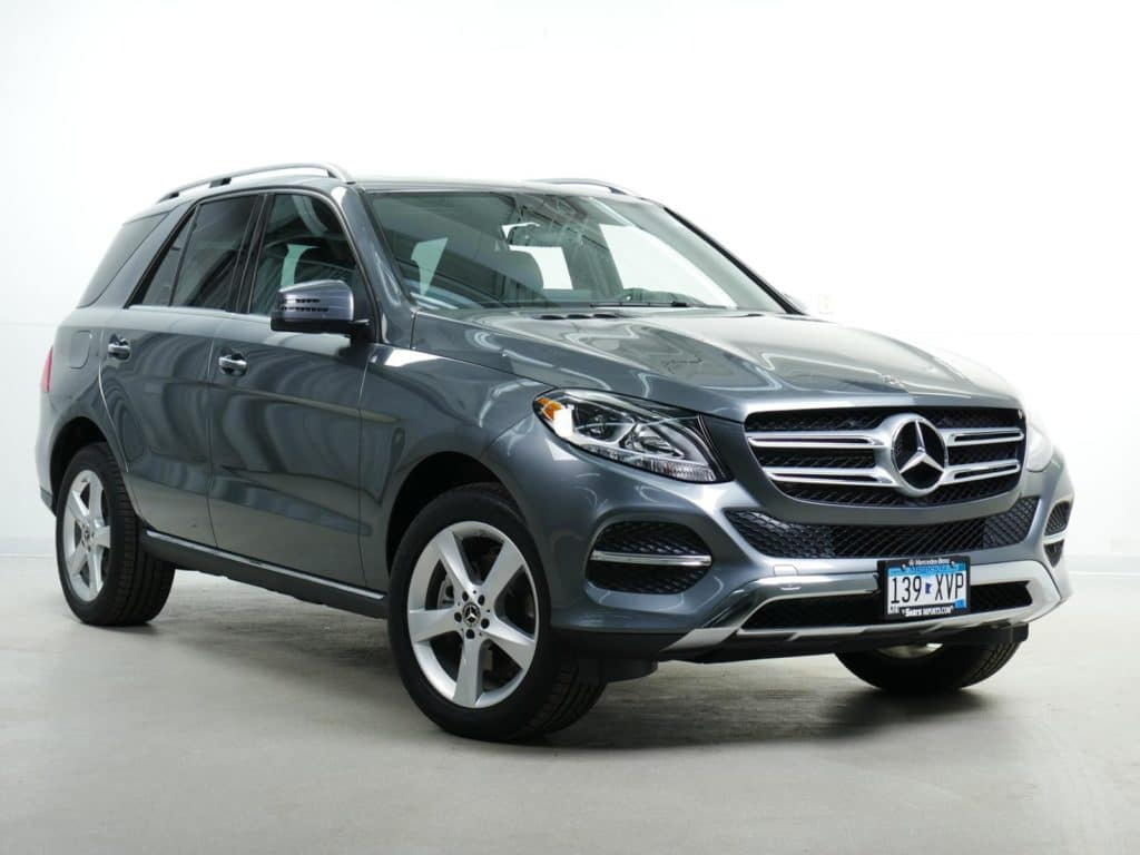 Pre-Owned:  2018 Mercedes-Benz GLE 350 4MATIC® SUV