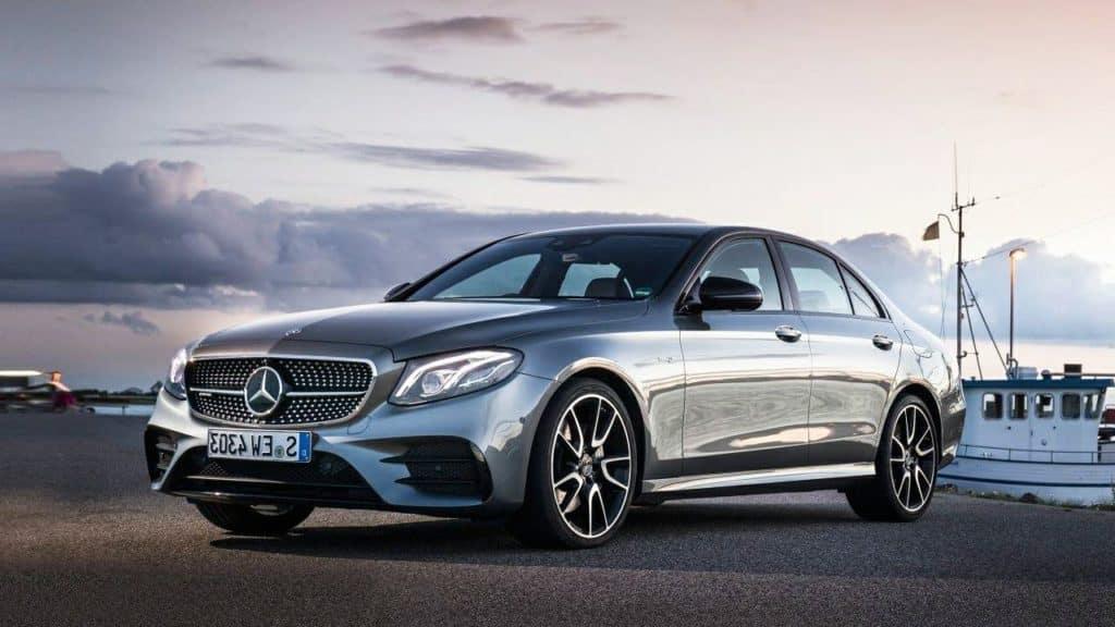 Courtesy Vehicle Offer: 2018 Mercedes-Benz E 300 4MATIC® Sedan