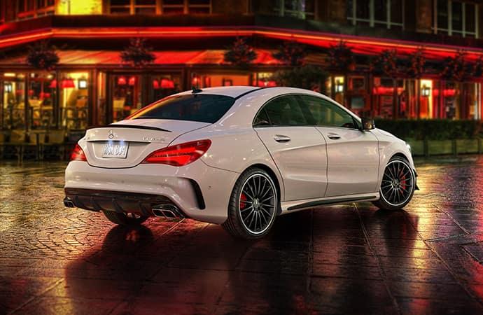 2019 CLA 45 4MATIC® Coupe