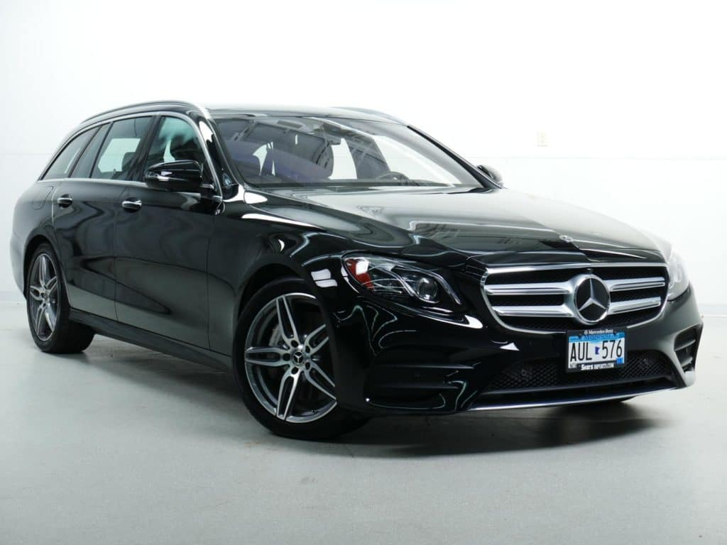 Pre-Owned: 2018 Mercedes-Benz E 300 4MATIC® Wagon
