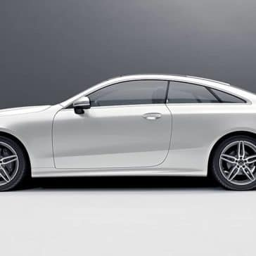 2019 Mercedes-Benz E-Class profile