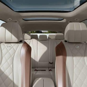 2019 Mercedes-Benz E-Class seats