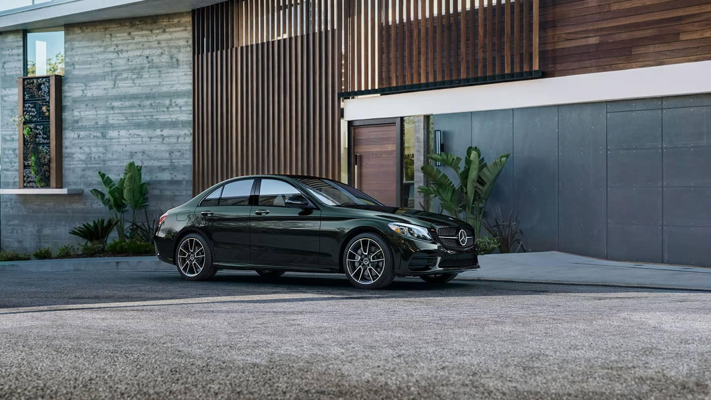2019 Mercedes-Benz C-Class Sedan