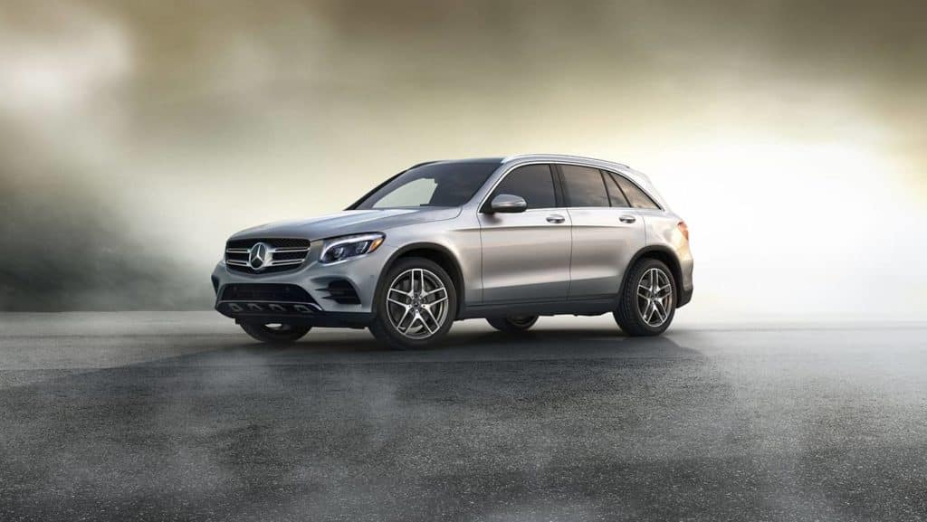 Courtesy Vehicle Lease: Pre-Owned 2019 Mercedes-Benz GLC 300 4MATIC® SUV