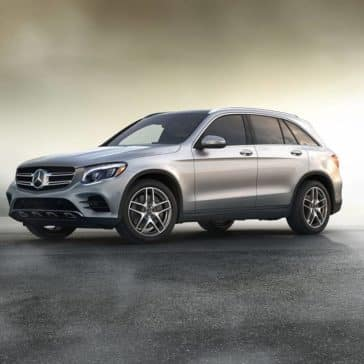2019 Mercedes-Benz GLC side