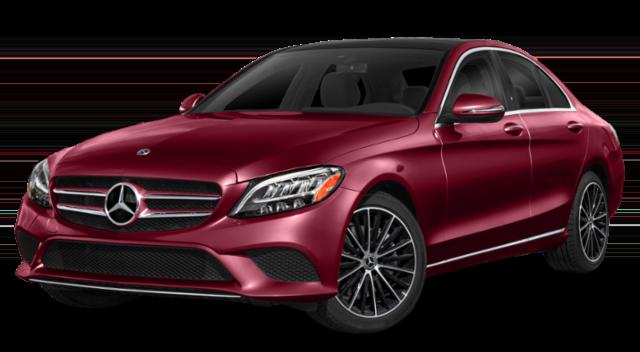 Courtesy Vehicle Lease: 2018 Mercedes-Benz C 300 4MATIC® Sedan