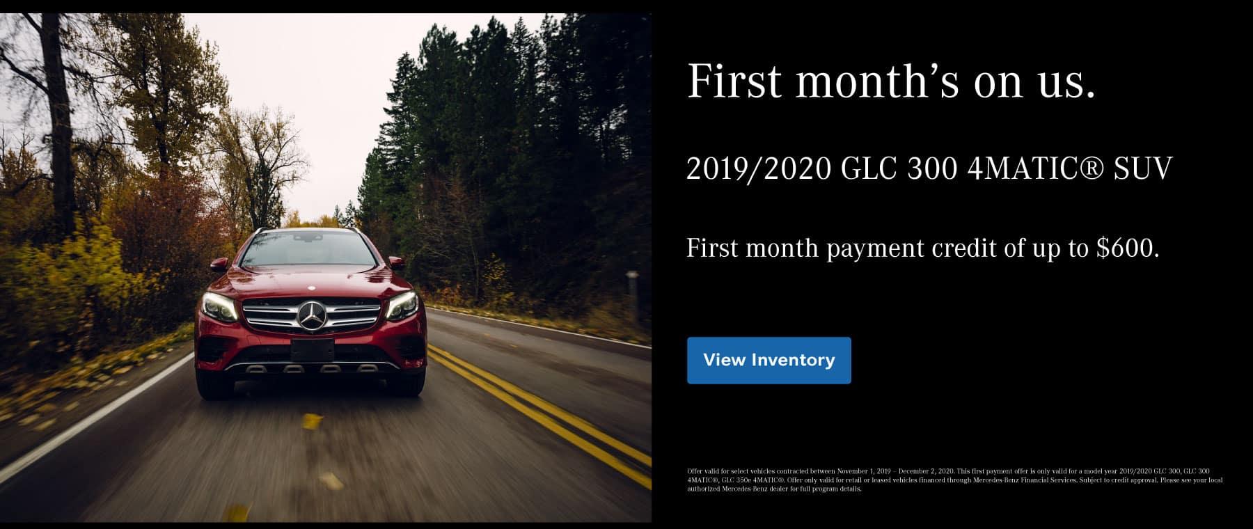 GLC Payment Credit