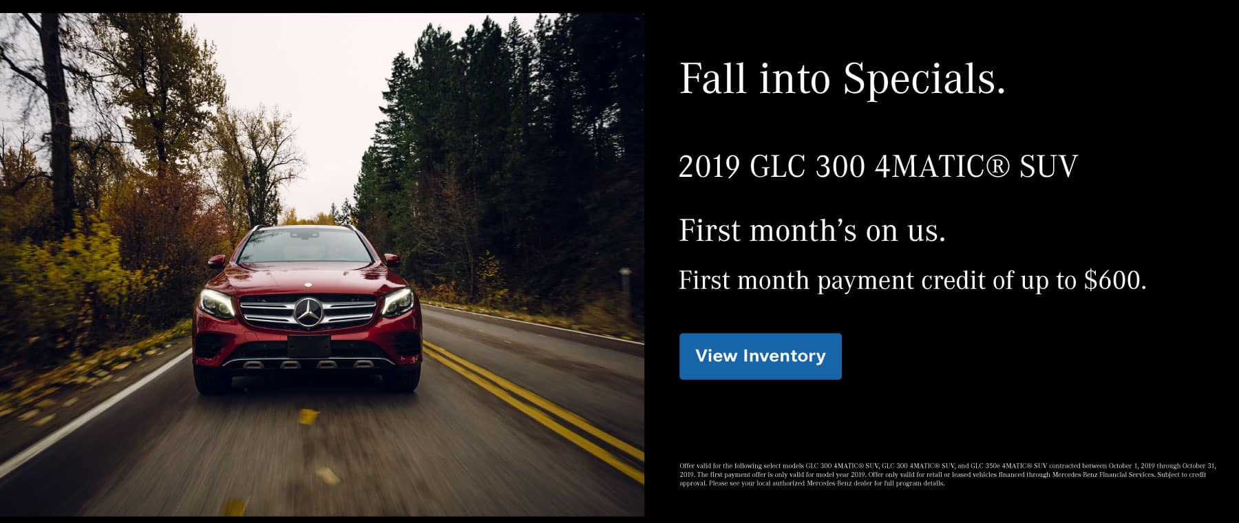 GLC Payment Credit