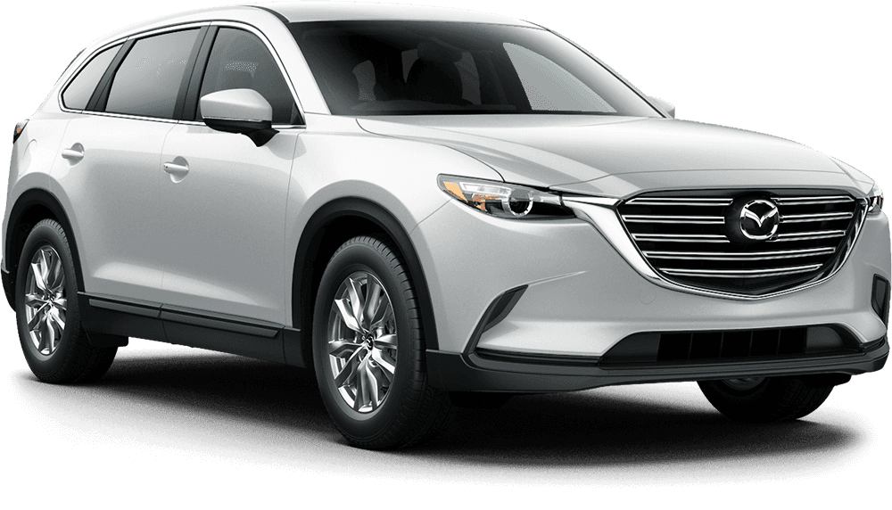 2016 Mazda CX-9 Sport with Front Wheel Drive