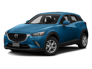 2016 Mazda CX-3 Sport Front Wheel Drive with Automatic Transmission