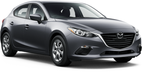 2016 Mazda3 Hatchback iSport with Automatic Transmission