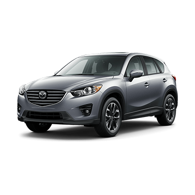 2016.5 Mazda CX-5 Sport with Front Wheel Drive and Automatic Transmission