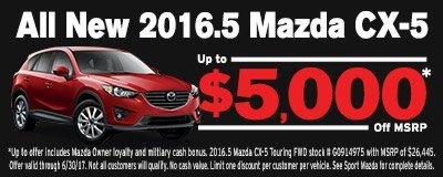 new 2017 mazda cx-5 inventory in orlando | sport mazda
