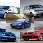 Volkswagen Golf R Generations