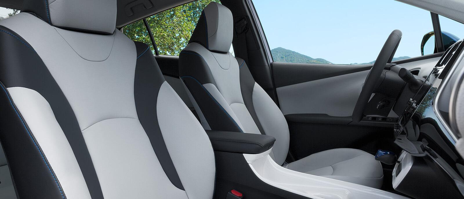 2017 Toyota Prius Interior