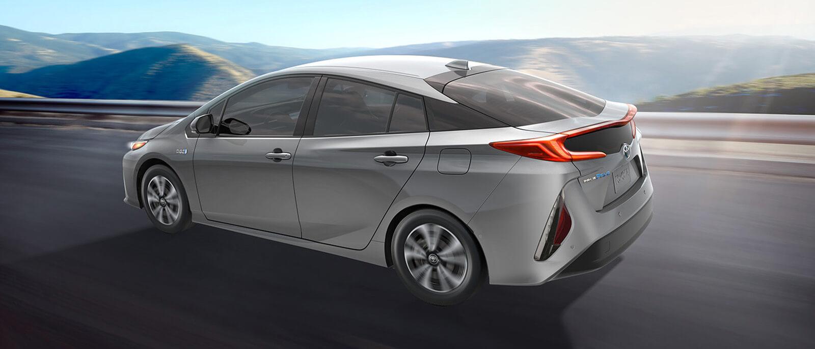 2017 Toyota Prius Prime Rear