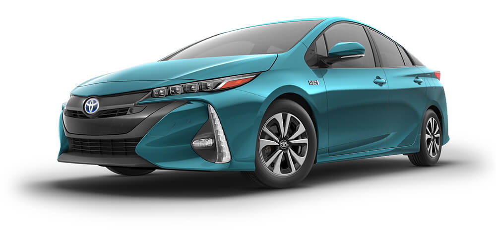 2017 Toyota Prius Prime Teal