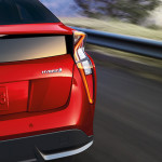 2017 Toyota Prius Rear