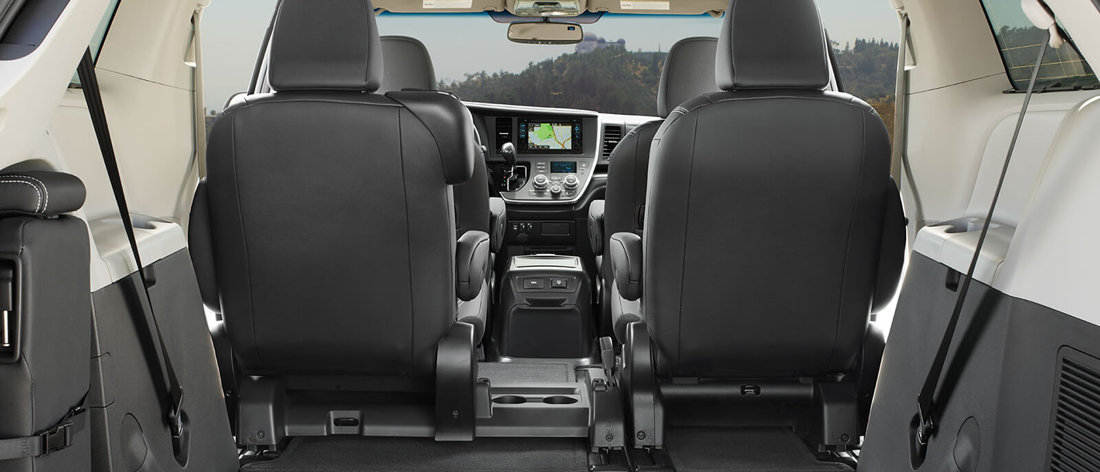 the 2017 toyota sienna redefines the minivan. Black Bedroom Furniture Sets. Home Design Ideas