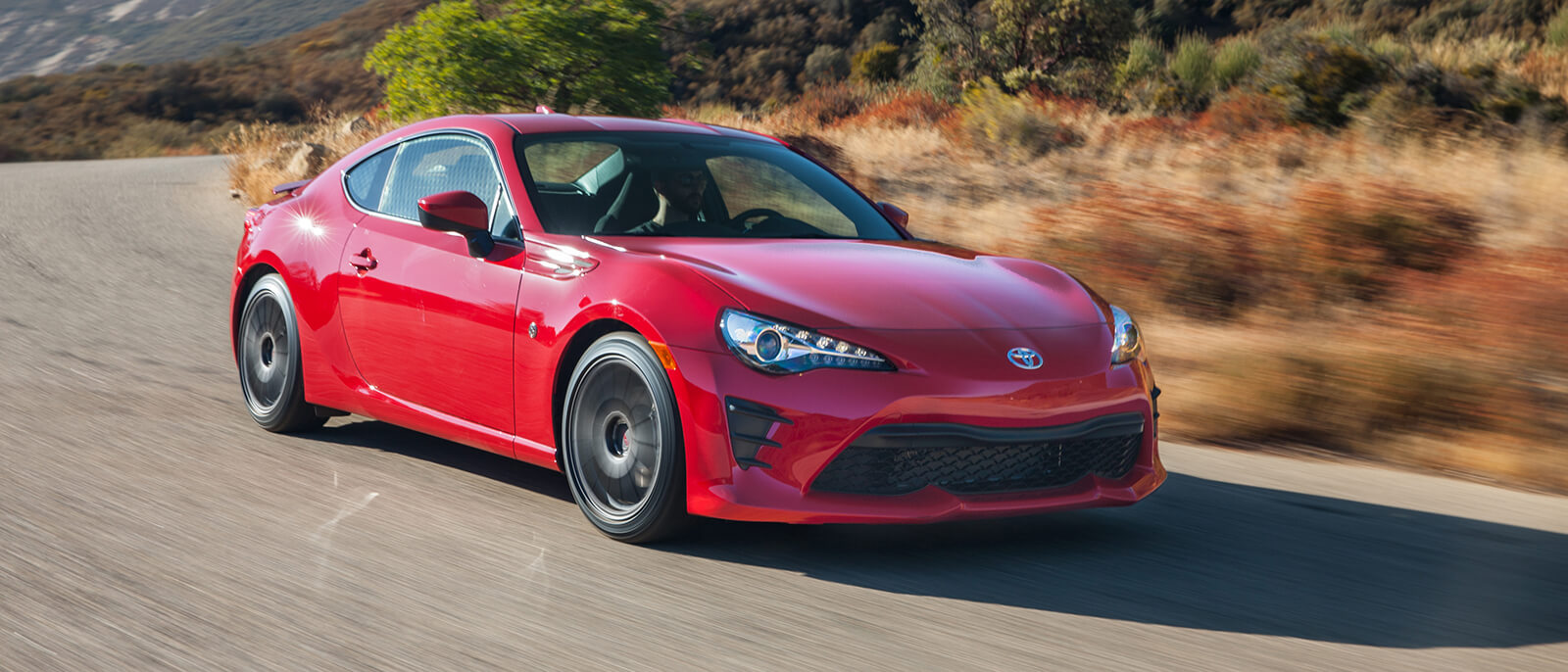 2017 Toyota 86 Red