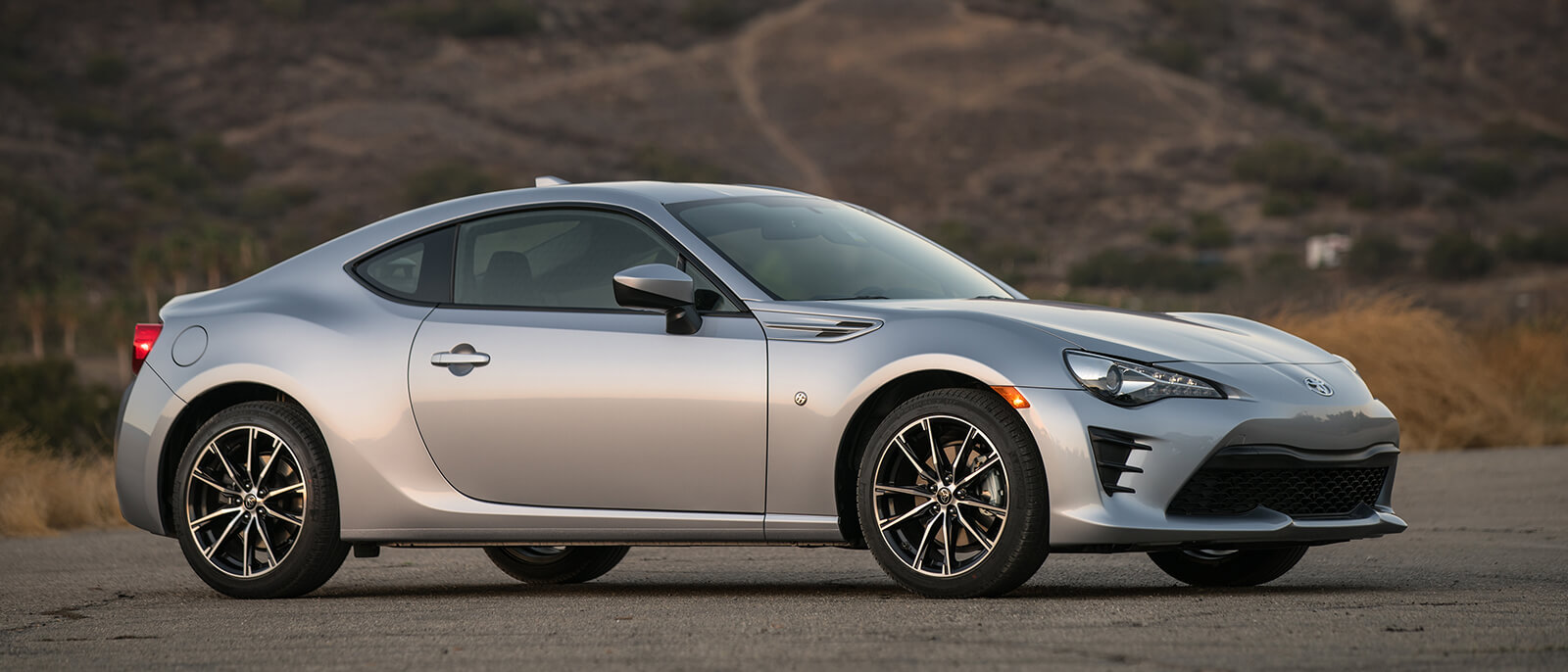 2017 Toyota 86 Silver
