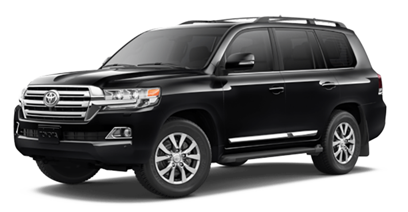 2017-Toyota-Land-Cruiser Black