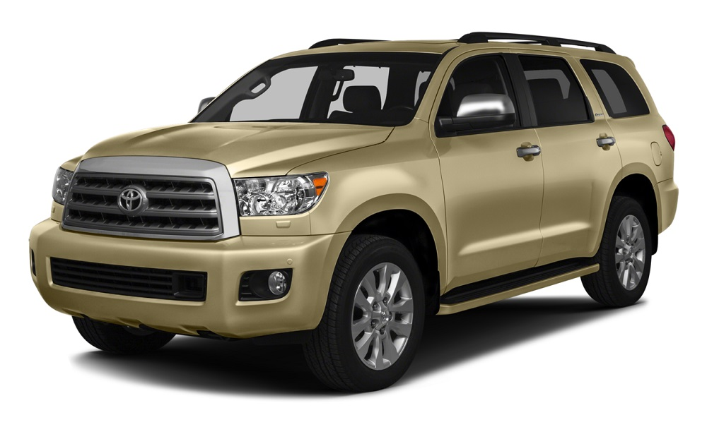 The 8-Seater 2017 Toyota Sequoia Provides V8 Power as Standard 77956bc5e