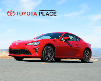 <b>2017 Toyota 86 2-DOOR COUPE</b>