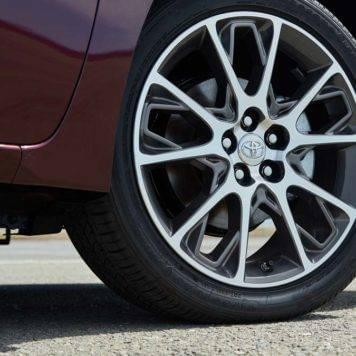 2017 Toyota Corolla Wheel
