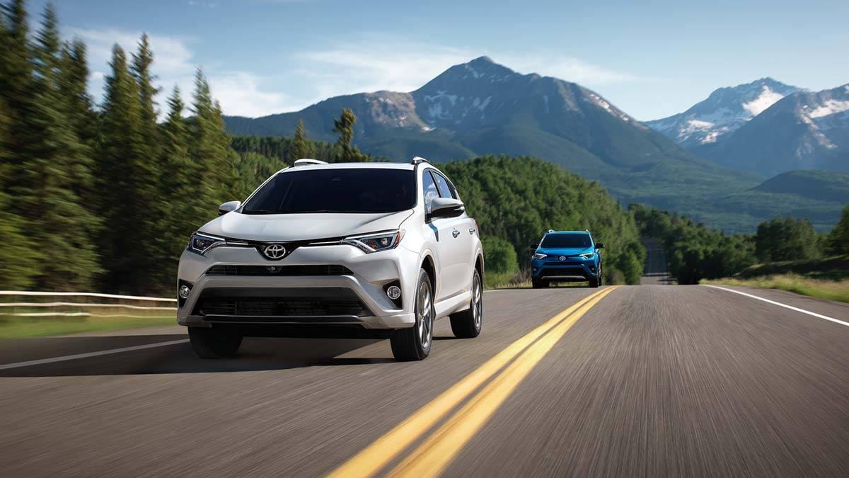2017 Toyota Pair