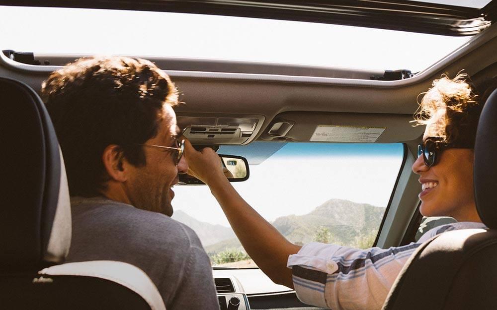 2017 Toyota Camry Happy Passengers