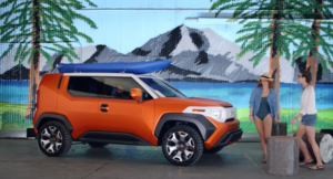 Toyota Ft 4X >> Meet The Toyota Ft 4x Concept Toyota Place
