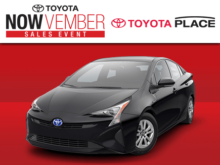 <b>NEW 2017 PRIUS LB TWO</b>